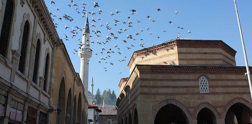 Nasrullah Camii Restorasyonu Tamamlandı