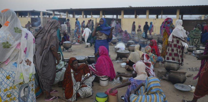 <b>Çad'a İnsani Yardım</b>