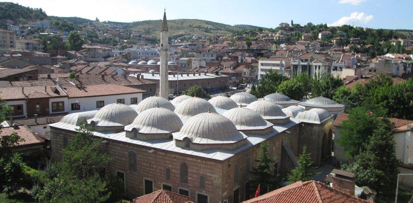 <b>Kastamonu</b> Nasrullah Kadı Camii