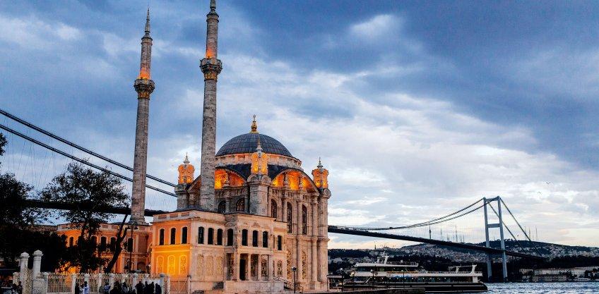 <b>Ortaköy</b> Büyük Mecidiye Camii