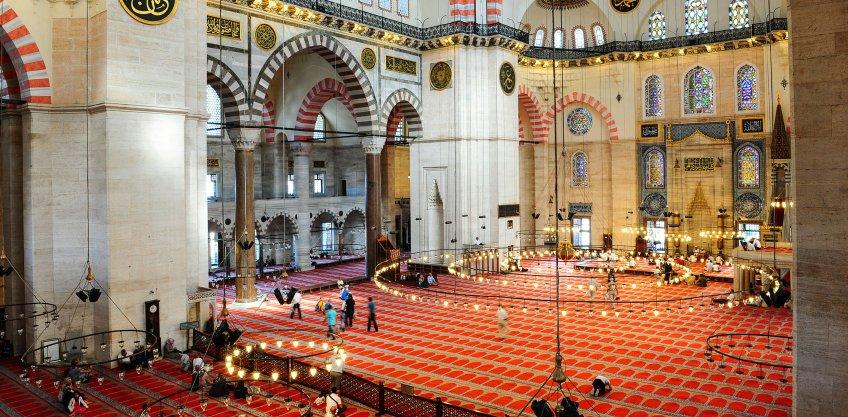 <b>Süleymaniye</b> Camii